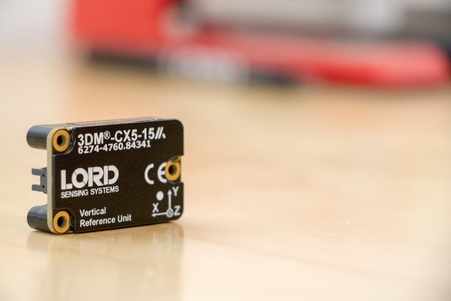 3DM-CX5-15 - 36.0 mm x 36.6 mm x 11 mm
