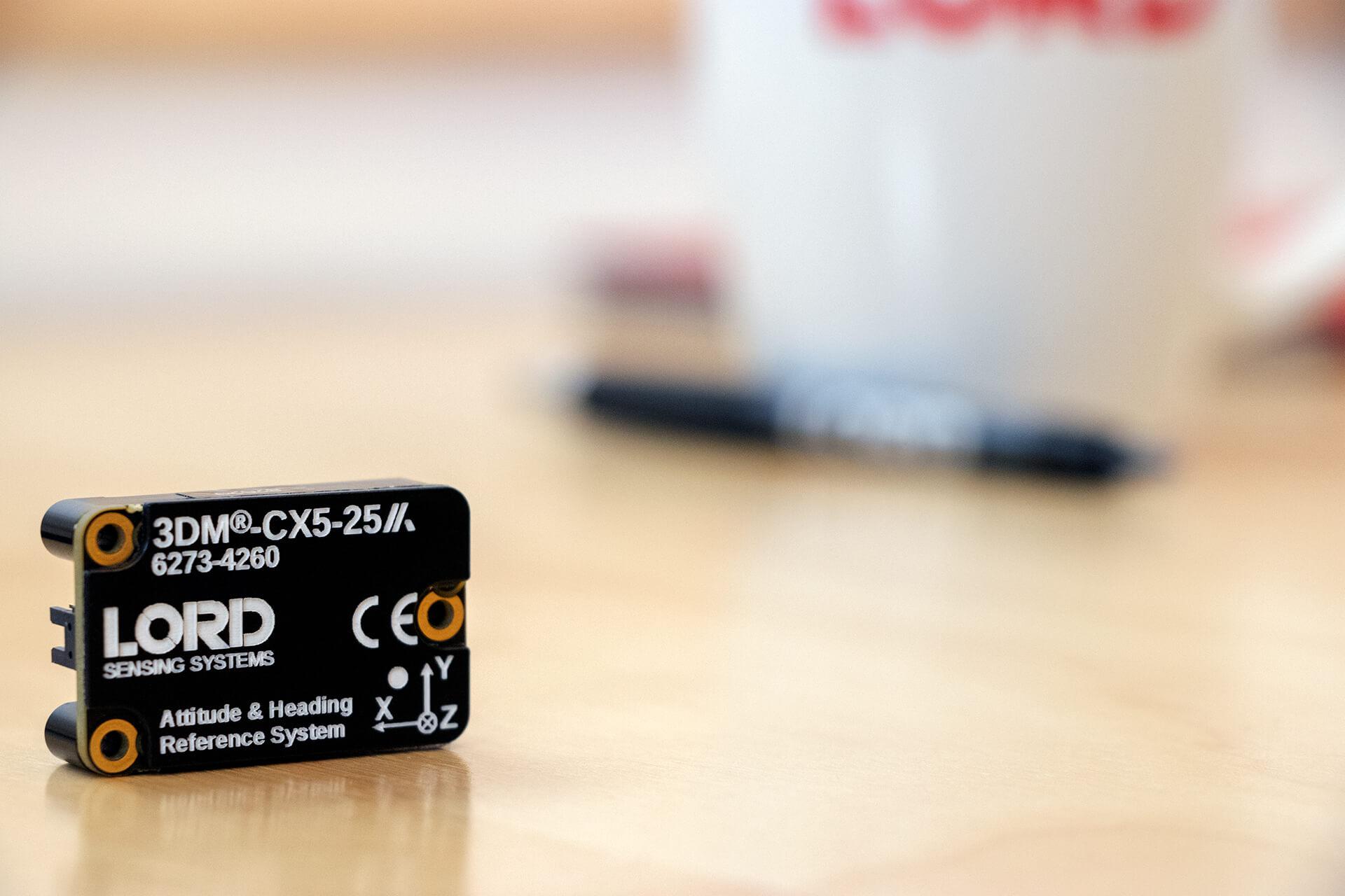 3DM-CX5-25 - 38.0 mm x 24.0 mm x 9.7 mm