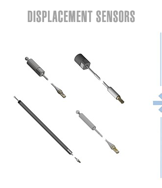 Displacement Sensing Products Lord Sensing Systems