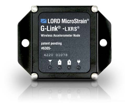 Fixed Wing Wireless Health Monitoring Lord Sensing Systems