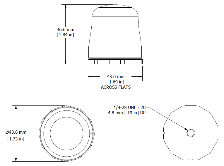 G-Link-200 dimensions