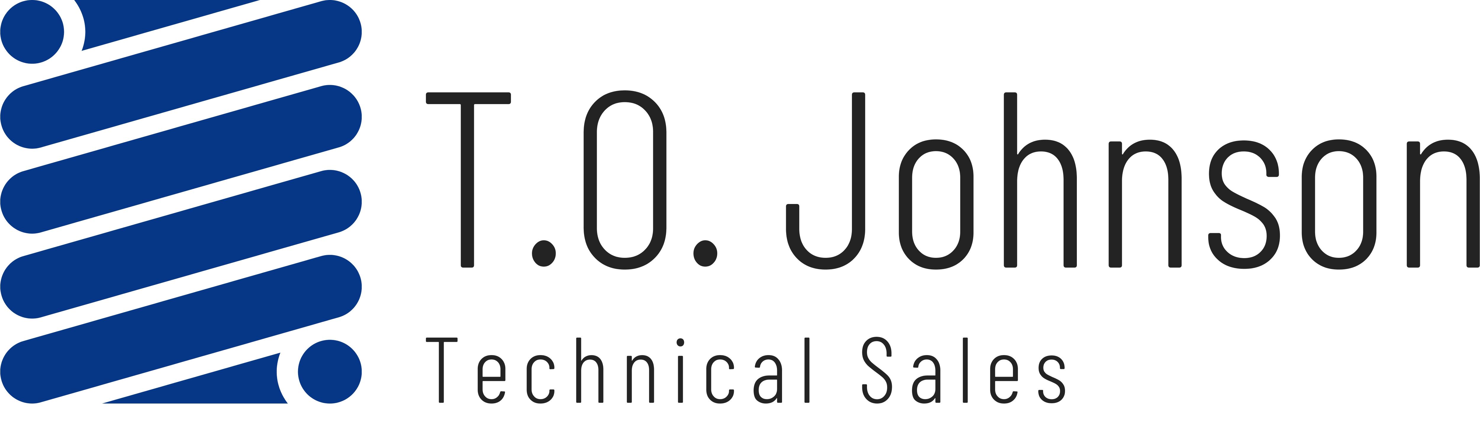 T.O. Johnson Logo