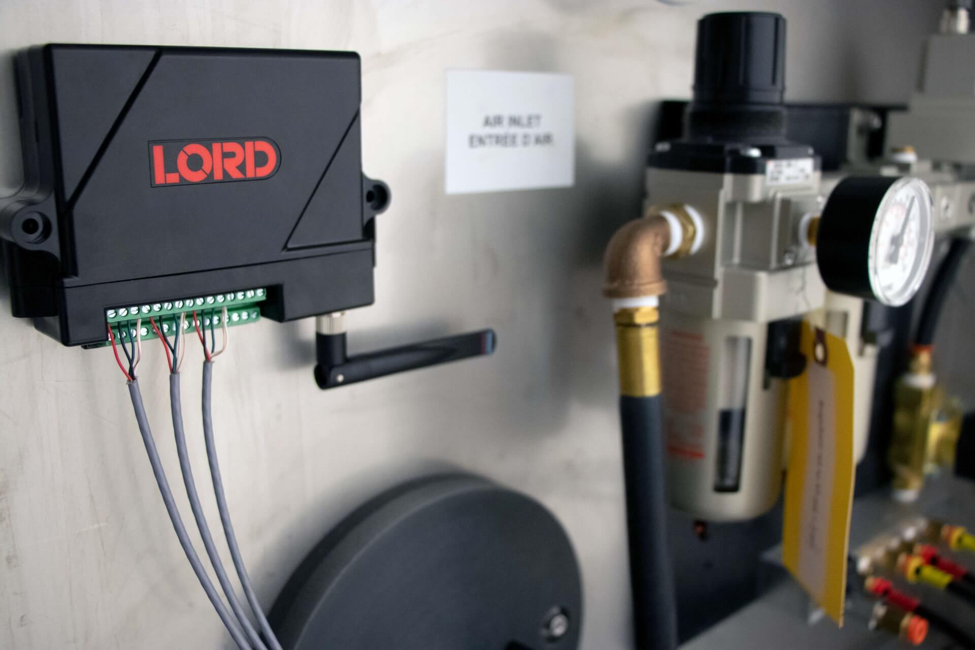 RTD-Link-200 monitoring temperature