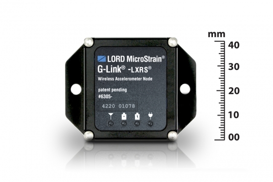 G Link 174 Lxrs 174 Low Cost Integrated Accelerometer Node