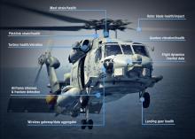 Rotorcraft Wireless Health Monitoring