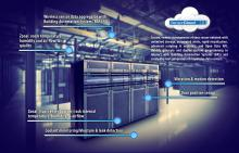 Wireless condition monitoring of data centers
