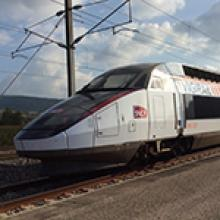 Wireless Monitoring of Rail System Track Geometry