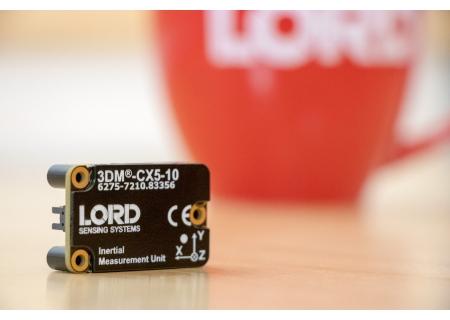 3DM-CX5-10 - 36.0 mm x 36.6 mm x 11 mm