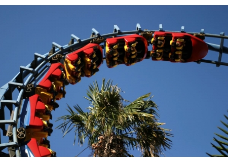 G-Link-200-R rollercoaster