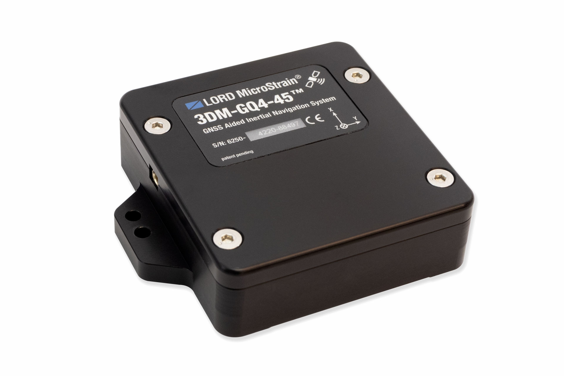 3DM-GQ4-45 GNSS/INS | LORD Sensing Systems
