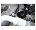 G-Link-200 monitoring vibration on a motor